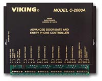 Viking C-2000A Door Entry Controller (C-2000A)