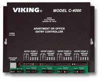 Viking C-4000 Entry Controller (C-4000)