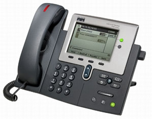 Cisco CP-7941G-GE Unified IP Phone Spare (CP-7941G-GE)
