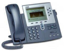 Cisco CP-7961G-GE Unified IP Phone Spare (CP-7961G-GE)