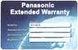 Panasonic Extended Warranties