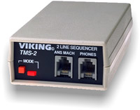 Viking TMS-2 Two-Line Call Sequencer (TMS-2)