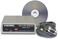 Viking PB-100 Emergency Phone Polling & Diagnostics (PB-100)