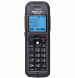 Panasonic KX-TD7696 Ruggedized DECT Multi-Cell Cordless Phone (KX-TD7696)