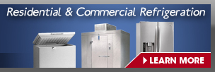 Residential & Commercial Refrigeration