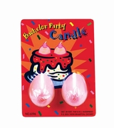 Bachelor Party Candle