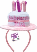 Bachelorette Party Favors Bachelorette Bitch Headband Hat
