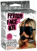 Fetish Face Kit - Mask with Silicone Ball Gag