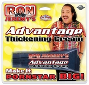 Ron Jeremy's Advantage Cream - 0.5 oz