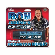 Ron Jeremy's Hard-On Cream - 1.5 oz.