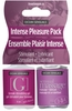 Ocean Sensuals Intense Pleasure Pack 2 bottles of 15ml