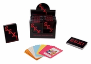 SEX! The card game of sexual positions
