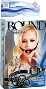 Bound by Diamonds - Open Ring Gag