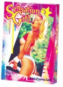 Sensation Girl Adult Playing Cards