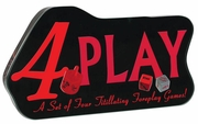 4 Play Game - Black Tin