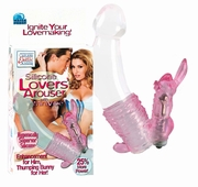 Silicone Lovers' Arouser
