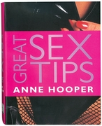 Great Sex Tips By Anne Hooper Book