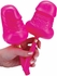 Pecker PARTY Favours Pink Maracas