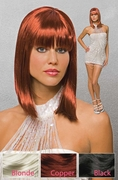 Costume Wig Medium Length
