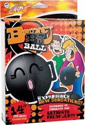 Inflatable Bouncy 'BJ' Ball