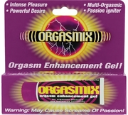 Orgasmix - Orgasm Enhancement Gel