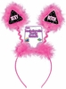 Bachelorette Party Favors Sexy Bitch Boppers Pink