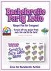 Bachelorette Party Lotto 12 cards