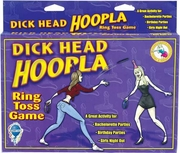Dick Head Hoola Ring Toss Game