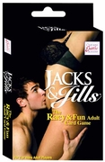 Jack & Jills Racy & Fun Adult Card Game