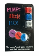 PIMP! BITCH! HO! GAME