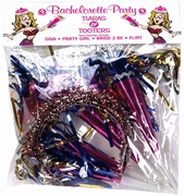 Bachelorette Party Tiaras&Tooters
