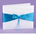 Color Accented Guest Books