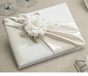 White & Ivory Guest Books