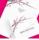 Cherry Blossom Stationery & Personalized Accessories
