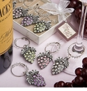 Wine Charm Favors