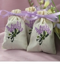 Scented Sachet Favors