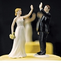 Comical Cake Toppers