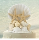 Beach / Tropical Cake Toppers