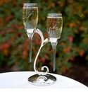 Fun & Unique Toasting Flutes