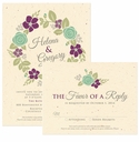 Floral Wreath Plantable Wedding Collection