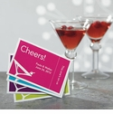 Personalized Drink Tickets