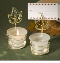 Candle Place Card Holders