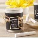 Unique & Fun Candle Favors