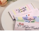 Personalized Chocolate Bar Favor Wrappers