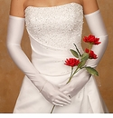 Opera Length Bridal Gloves