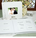 """Sweet Memories"" Wedding Wishes Envelope Guest Book Alternative"