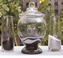 Keepsake Unity Sand Vessel with Lid Vase Set - In Stock!