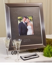 Titanium Inscribable Signature Keepsake Frame Kit