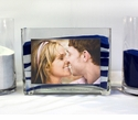 """Picture Unity"" Personalized Photo Frame Vase Unity Sand Set"