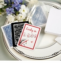 Playing Cards Favors